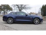 2015 50th Anniversary Kona Blue Metallic Ford Mustang 50th Anniversary GT Coupe #113227831