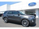 2016 Magnetic Metallic Ford Explorer Sport 4WD #113228098