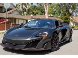 McLaren 675LT Data, Info and Specs