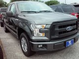 2016 Magnetic Ford F150 XL SuperCab #113260538