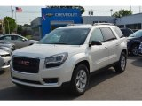 2013 Summit White GMC Acadia SLE #113260596