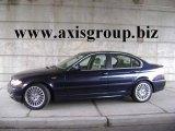 2003 Orient Blue Metallic BMW 3 Series 330i Sedan #11324910