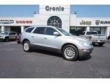 2010 Silver Green Metallic Buick Enclave CX #113260706