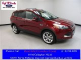 2013 Ruby Red Metallic Ford Escape Titanium 2.0L EcoBoost #113296032