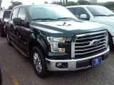 2016 Green Gem Ford F150 XLT SuperCrew #113296015