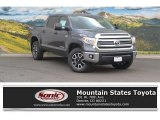 2016 Magnetic Gray Metallic Toyota Tundra SR5 CrewMax 4x4 #113295888