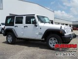 2016 Bright White Jeep Wrangler Unlimited Sport 4x4 RHD #113296167