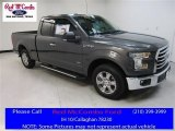 2016 Magnetic Ford F150 XLT SuperCab #113295999