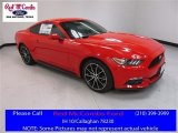 2016 Race Red Ford Mustang EcoBoost Coupe #113295998