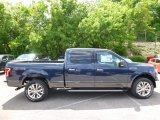 2016 Blue Jeans Ford F150 XLT SuperCrew 4x4 #113296087