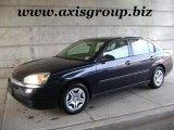 2005 Dark Blue Metallic Chevrolet Malibu Sedan #11324928
