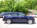 2016 Kona Blue Ford Flex SEL AWD #113296085