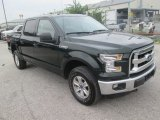 2016 Green Gem Ford F150 XLT SuperCrew 4x4 #113296072