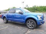 2016 Blue Flame Ford F150 XLT SuperCrew 4x4 #113296133