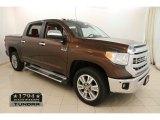 2015 Sunset Bronze Mica Toyota Tundra 1794 Edition CrewMax 4x4 #113296344