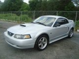 2000 Silver Metallic Ford Mustang GT Coupe #11327320