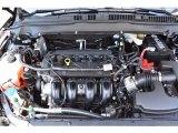 2017 Ford Fusion SE 2.5 Liter DOHC 16-Valve i-VCT 4 Cylinder Engine