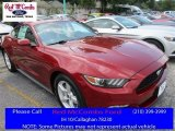 2016 Ruby Red Metallic Ford Mustang V6 Coupe #113330666