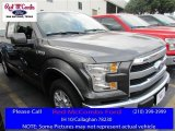 2016 Magnetic Ford F150 Lariat SuperCrew #113330660