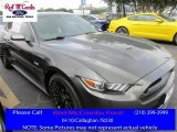 2016 Magnetic Metallic Ford Mustang GT Coupe #113330659