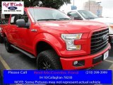 2016 Race Red Ford F150 XLT SuperCrew 4x4 #113330657