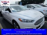 2016 White Platinum Tri-Coat Metallic Ford Fusion Energi Titanium #113330650