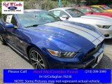 2016 Deep Impact Blue Metallic Ford Mustang GT Coupe #113330649