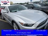 2016 Ingot Silver Metallic Ford Mustang EcoBoost Coupe #113330646