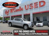 2016 Silver Sky Metallic Toyota Tundra Limited CrewMax #113330695
