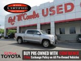 2016 Silver Sky Metallic Toyota Tundra Limited CrewMax #113330694