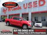 2016 Radiant Red Toyota Tundra Limited CrewMax #113330693