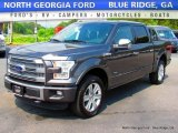 2016 Magnetic Ford F150 Platinum SuperCrew 4x4 #113330947
