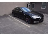 2015 Tesla Model S P85D Performance