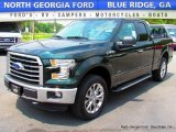 2016 Green Gem Ford F150 XLT SuperCab 4x4 #113330946