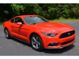 2016 Race Red Ford Mustang V6 Coupe #113352017