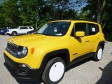 2016 Solar Yellow Jeep Renegade Latitude 4x4 #113351997