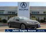 2017 Modern Steel Metallic Acura ILX Technology Plus A-Spec #113351920
