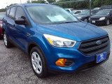 2017 Lightning Blue Ford Escape S #113366709