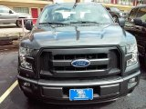 2016 Magnetic Ford F150 XL SuperCab #113366694