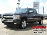 2011 Taupe Gray Metallic Chevrolet Silverado 1500 LT Extended Cab #113366728