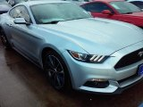 2016 Ingot Silver Metallic Ford Mustang EcoBoost Coupe #113366690