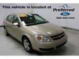 2007 Sandstone Metallic Chevrolet Cobalt LT Sedan #113366587
