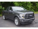 2016 Magnetic Ford F150 XL SuperCab #113374611