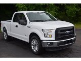 2016 Oxford White Ford F150 XL SuperCab #113374606