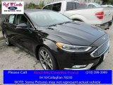 2017 Shadow Black Ford Fusion Titanium #113374255