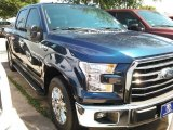 2016 Blue Jeans Ford F150 XLT SuperCrew #113374253