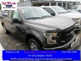 2016 Magnetic Ford F150 XL SuperCab #113374249