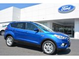 2017 Lightning Blue Ford Escape SE #113374385