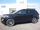 2016 Shadow Black Ford Explorer Sport 4WD #113374740