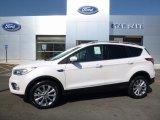 2017 White Platinum Ford Escape Titanium 4WD #113374737